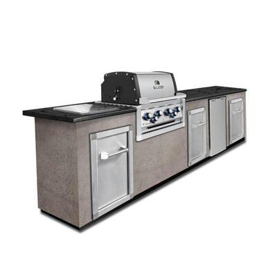 Модульная кухня Broil KIng с газовым грилем Imperial 490 BI MOD4