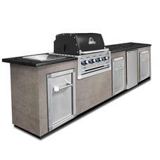 Модульная кухня Broil KIng с газовым грилем Regal 420 BL MOD7 (без отделки и столешниц)