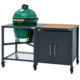 Гриль Big Green Egg Medium + Модульная система с дверцами SET5 bbq24