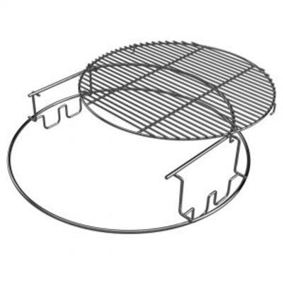 Многоуровневая стойка из 2 предметов Big Green Egg 121219