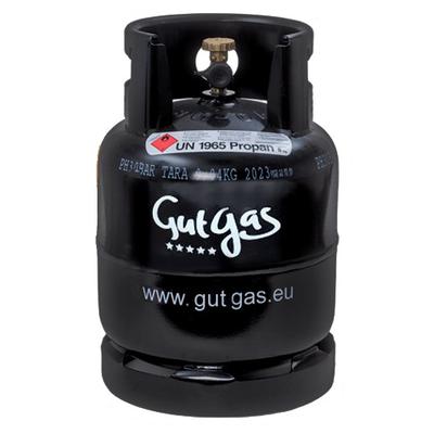 Металлический газовый баллон GutGas 7.2 л. GG-7.2