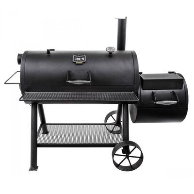 Коптильня Char-Broil Oklahoma Joe's Longhorn Reverse-flow Smoker/Grill