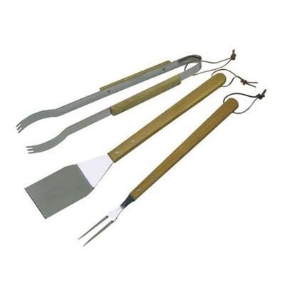 Набор для барбекю из 3 нержавеющих инструментов Char-Broil 4185321