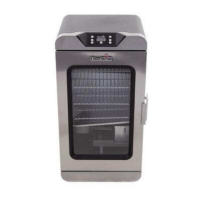 Электрическая коптильня Char-Broil Deluxe Digital Electric Smoker 14202004