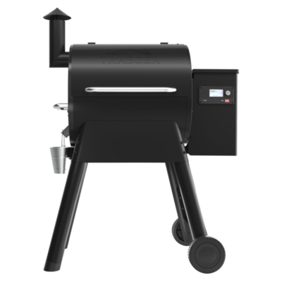 Пеллетный гриль Traeger Pro D2 575 Черный