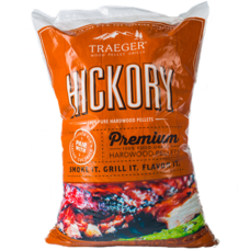 Пеллеты hickory bbq Traeger