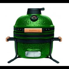 Угольный керамический гриль-печь BergHoff средний (Medium), зеленый 8500275