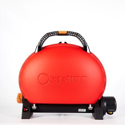 Газовый гриль O-GRILL 500T, красный 500T-RED