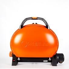 Газовый гриль O-GRILL 500T, оранжевый 500T-ORANGE