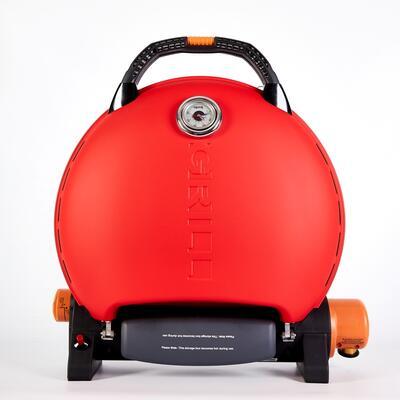 Газовый гриль O-GRILL 700T, красный 700T-RED