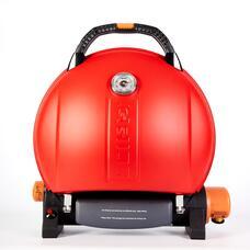 Газовый гриль O-GRILL 800T, красный 800T-RED