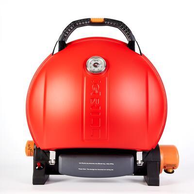 Газовый гриль O-Grill 800T, красный