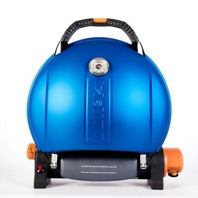 Газовый гриль O-GRILL 800T, синий 800T-BLUE