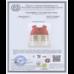 Полимерно-композитный газовый баллон Hexagon Ragasco LPG 18,2л R182 bbq24