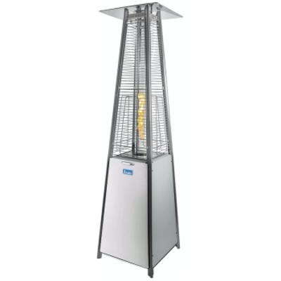 Газовый обогреватель Activa Pyramide Cheops II White (9,3 кВт)