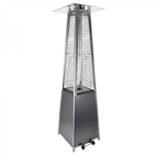 Газовый обогреватель Activa Pyramide Cheops II Grey (9,3 кВт)