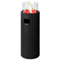 Газовый уличный камин Enders NOVA LED L Black , 50 мбар (2,5 кВт) bbq24