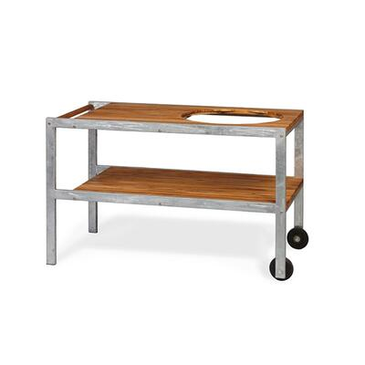 Тиковый стол для гриля Monolith LeChef 201003-L