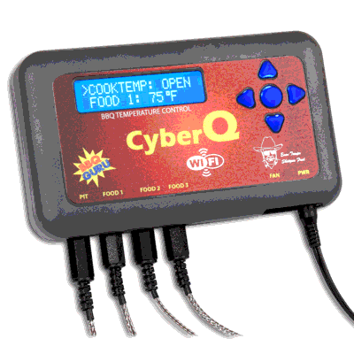 Контроллер CyberCloud / BBQ GURU