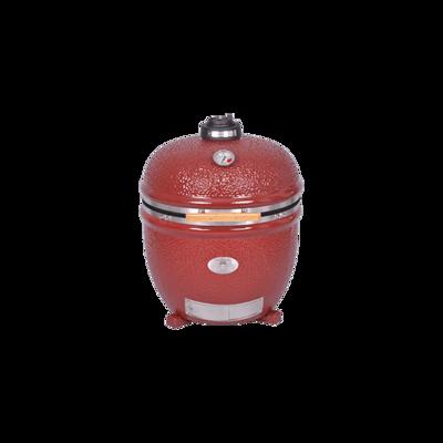 Керамический гриль Monolith Le Chef, красный