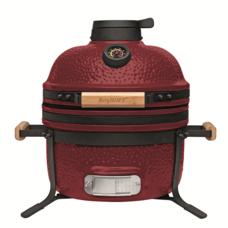 Угольный керамический гриль-печь BergHoff средний (Medium), красный 8500892
