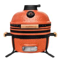 Комплект - керамический гриль-печь BergHoff средний, Оранжевый 8500276 + аксессуары