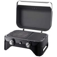 Портативный газовый гриль Campingaz BBQ Attitude 2100 LX, черный