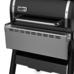 Складной передний столик для пеллетных грилей Weber SmokeFire EX4