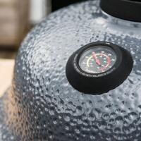 Большой керамический гриль-печь BergHoff, серый 2415700