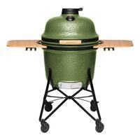 Большой керамический гриль-печь BERGHOFF, зеленый 2415701 bbq24