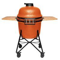 Большой керамический гриль-печь BergHoff, оранжевый 2415702