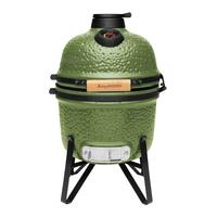 Маленький керамический гриль-печь BergHoff, зеленый 2415704