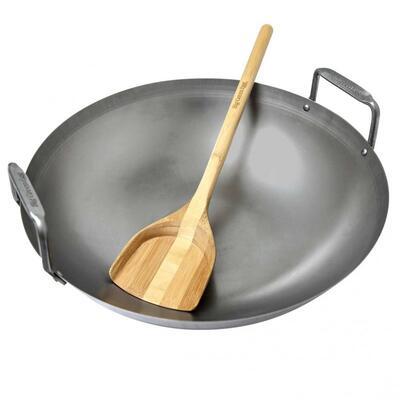 Сковорода Вок из углеродистой стали Big Green Egg 120779