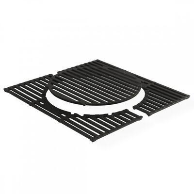 Набор чугунных решеток Switch Grid для гриля Enders Monroe 2 S Turbo, 3 предмета 7805