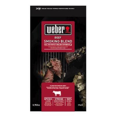Щепа для копчения к говядины Weber 17663