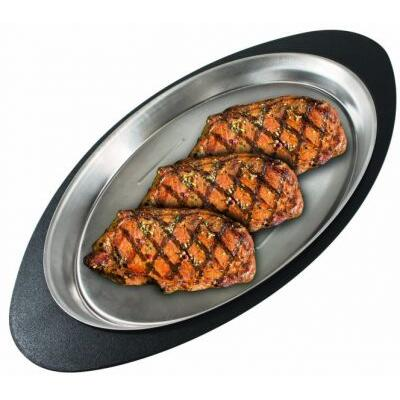 Овальное блюдо для стейка Broil King 96485