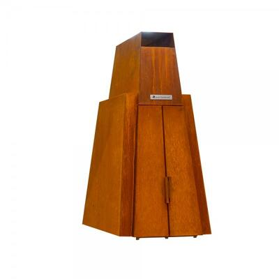 Коптильня Quan, коричневая