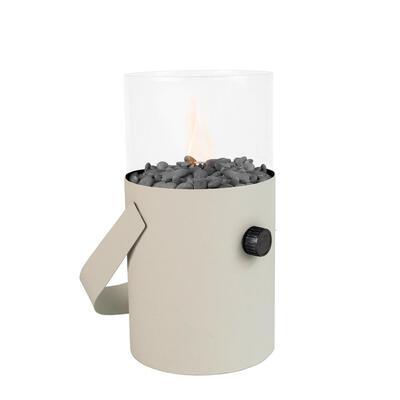Уличный cтол - газовый камин COSI Cosiglobe ivory - серый 5801100