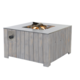 Уличный стол-газовый камин Cosicube 95 grey wash 5900130 bbq24