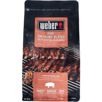 Щепа для копочення к свинине Weber