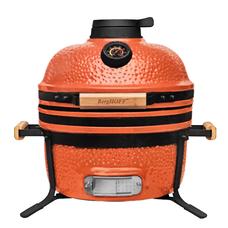 Угольный керамический гриль-печь BergHoff средний (Medium), Оранжевый 8500276