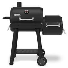 Угольная коптильня-гриль Broil King Smoke Offset 500 (УЦЕНКА) bbq24