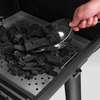 Угольная коптильня-гриль Broil King Smoke Offset 500 955050