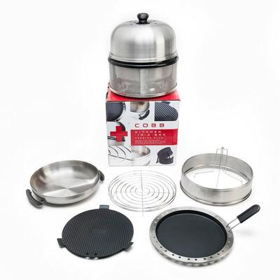 Угольный Гриль Cobb Premier Kitchen in a box Kit 001