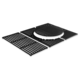 Набор чугунных решеток Enders Switch Grid для Monroe 3, 4 предмета 7806 bbq24