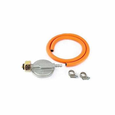 Регулятор газа (редуктор) и шланг, 30 мбар Enders H01