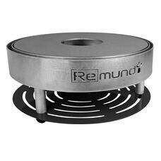Портативный угольный гриль ReMundi Pirus Black