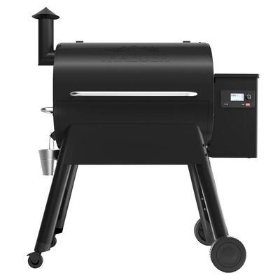 Пеллетный гриль Traeger Pro D2 780 Черный