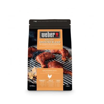 Щепа для копчения, смесь для курицы Weber 17833