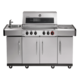 Газовый гриль Enders Kansas Pro 4 Sik Profi Turbo 8711 bbq24